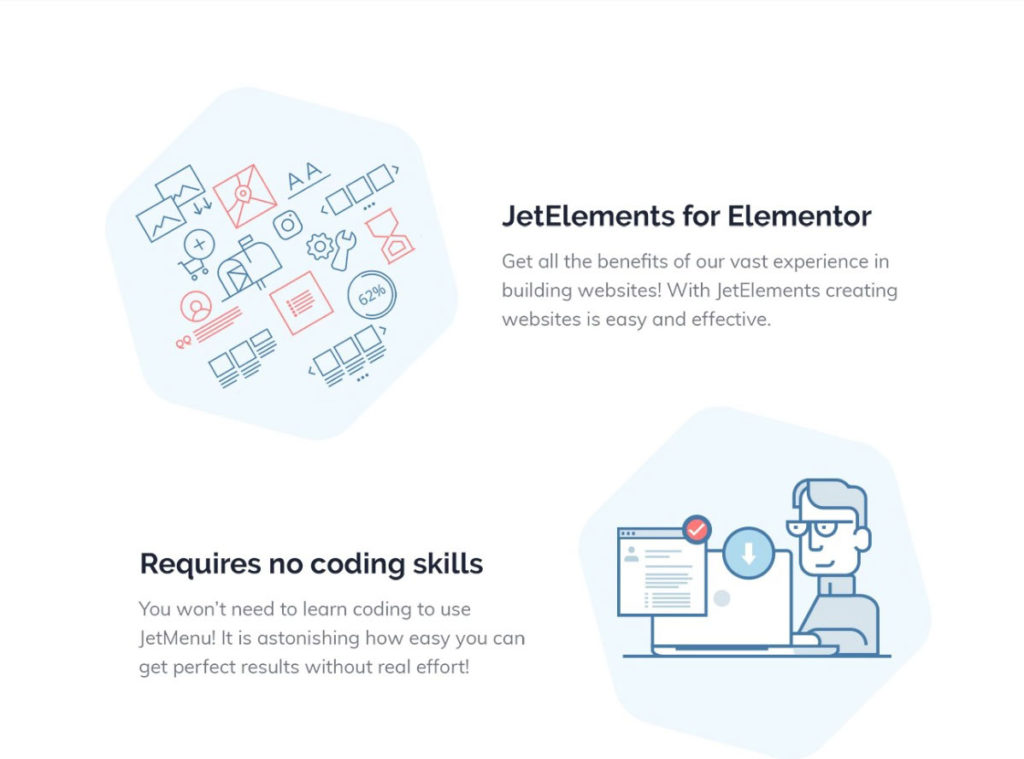 Imagity – Best Creative Minimal Elementor WordPress Theme of the Month March 2019